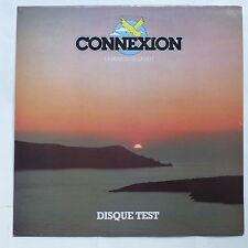 cONNEXION Disque Pub Test MANU DIBANGO ROCKETS MACHUCAMBOS .. 340061