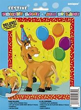 Fun Children Party Games - Pin the Tail on the Donkey Game for 16, kids birthday