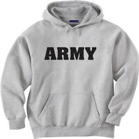 US Army hooded sweatshirt hoodie Men's sweater United States Army shirt