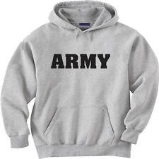 US Army hooded sweatshirt hoodie Men's sweater United States Army shirt