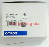 1PC Brand New OMRON Programmable relay ZEN8E1DR ZEN-8E1DR DC12-24V #RS19