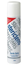 Stericlens Estéril Salino Spray 240ml para Topical Riego , Limpiador Heridas