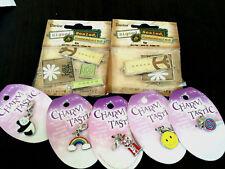 Craft Charms Darice Pendants Charm tastic Peace Panda Gumball Rainbow Smiley