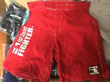 Georges St Pierre auto signed shorts - PRIDE UFC MMA GSP