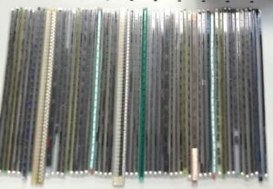 MASSIVE JOBLOT JOB LOT OF ELECTRONIC COMPONENTS 60 TUBES OVER 1000 IC's !!!! NEW