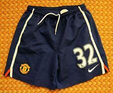 Manchester United, Away Shorts by Nike, #32, boys, youth Medium 140-152