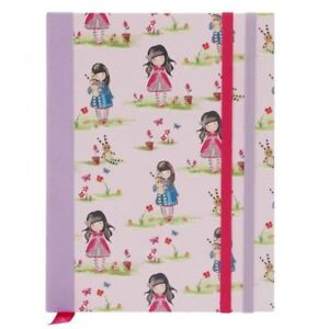 Santoro Gorjuss Hardcover Notebook Little Girl