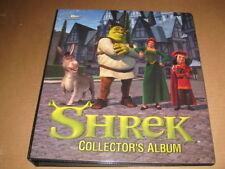 Shrek Trading Card Album Binder