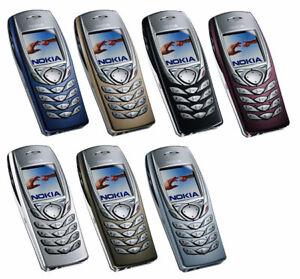 Nokia 6100 - Light blue (Unlocked) *Boxed 2 Year Warranty* UK Seller