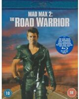 Mad Max 2: The Road Warrior [Blu-ray] [1985] [Region Free] [DVD][Region 2]