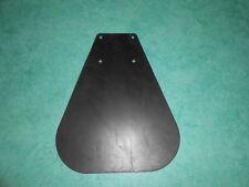 Bavette noire lisse 4 trous pour Solex Ancien Modèle
