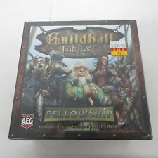 AEG Guildhall Fantasy Fellowship Board Game NEW