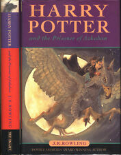 Harry Potter and the Prisoner of Azkaban J.K. Rowling HC 1st Ted Smart Ed