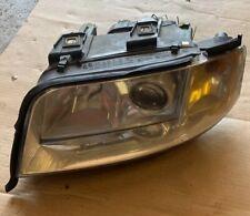 2002 2003 2004 AUDI A6 S6 Left Driver Side Headlight XENON HID OEM 02 03 04