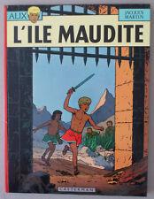 MARTIN    **  ALIX 6. L'ÎLE MAUDITE  **  EO 1969. TBE