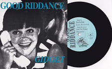"Good Riddance-Gidget 7"" ONLY crime Descendents NOFX Santa Cruz Hardcore Punk"