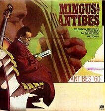 "CHARLIE MINGUS - At Antibes 1976 (Vinile e Cover=Mint) 2 LP 12"" GATEFOLD"