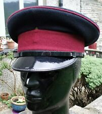 55 S RAMC PEAKED Dress Service CAP/HAT Royal Army Medic Corps military cadets