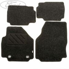 Genuine Ford Mondeo MK4 Front Rear Contour Floor Mat Carpet Set Black 1458292