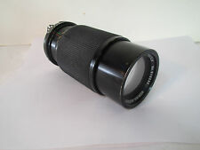 Rokina Autozoom Super Coated 200mm Lens for Nikon NICE f=80-200 Japan Model FG