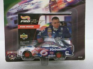 hot wheels pro racing #6 mark martin 1998