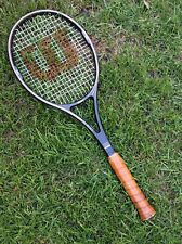 Rare Vintage Wilson Pro Select Pre Owned Tennis Racket In Excellent Condition.