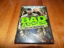 BAD ASSES ON THE BAYOU Danny Trejo Danny Glover John Amos DVD SEALED NEW