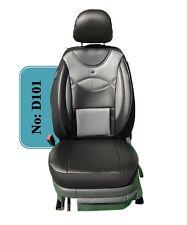 DODGE Sitzbezüge Schonbezüge Sitzbezug Fahrer & Beifahrer Kunstleder D101