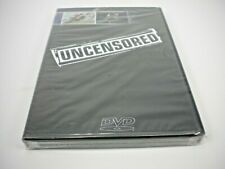 UNCENSORED DVD (FACTORY SEALED)