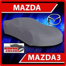 Mazda Mazda3 Hatchback 2010-2013 CAR COVER - 100% Waterproof 100% Breathable
