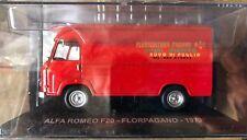 """DIE CAST """" ALFA ROMEO F20 - FLORPAGANO - 1979 """" PUBBLICITARI 1/43"""