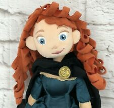 Disney Brave Princess Merida Plush Stuffed Doll