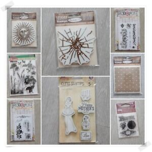 Stamps Prima, Stamperia, 13arts, Penny Black, Cardmaking, Scrapbooking - SALE