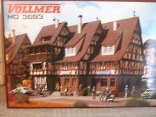 Vollmer H0 3693 Rathaus mit Polizei u.Gefängnis