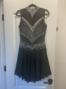 Figure skating competition dress adult M/L