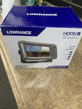 New ListingLowrance Hook2 7 Chirp Gps Chartplotter Fishfinder & SplitShot + Us Inland Maps