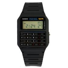 Ca-53w-1z Black Casio Watch Retro Calculator Top Ca53 Classic