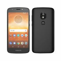 Motorola XT1921-5 E5 Play Black Sprint 16GB Android 4G LTE Smartphone