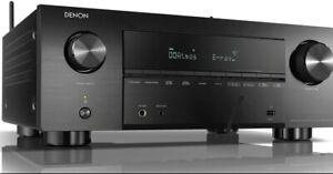 Denon 3700h black brand new  av receiver