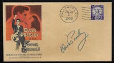 Elvis Presley King Creole Collector's Envelope Repr Autograph *OP1275