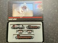 Marklin spur z scale/gauge Freight Car Set.
