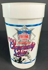 Vintage Plastic Cup 1990 CINCINNATI REDS VS. PITTSBURGH PIRATES NLCS