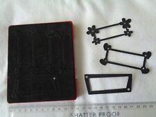 Sizzix placas de libro DIE Cutter ** ** Craft clara hacia fuera