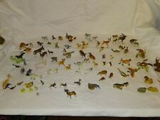 New ListingHuge Lot 93 Tiny Animal Figurines Hagen Renaker Bone China Pewter Bug House