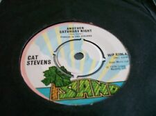 Cat Stevens,Another Saturday Night/Home In The Sky (Island 1974) Excellent