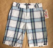 Quiksilver Little Boy Shorts Size: 7 (7X / Xl) New Ship Free Cotton
