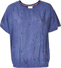 KAFFE - 10500620 Bluse / STANLEY BLOUSE / TWILIGHT / 38 - M (L)