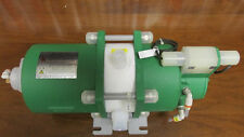 Nippon Pillar PTFE Bellows Pump Model PS10MJW6W4 USED FOR SALE in Wisconsin