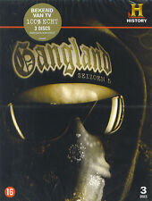 Gangland : seizoen 5 (3 DVD)