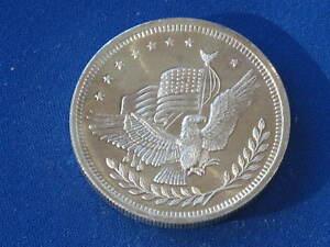 APM Eagle Silver Trade Unit .999 Silver Round B0577